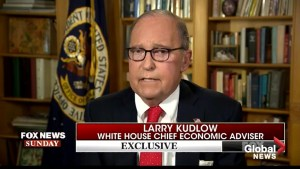 Larry Kudlow on John Kelly and trade with China